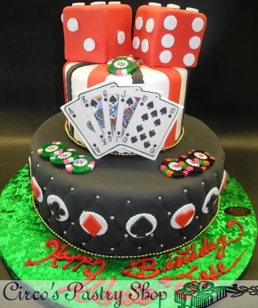 Circo's Did A Wonderful Job On This Gambling Themed