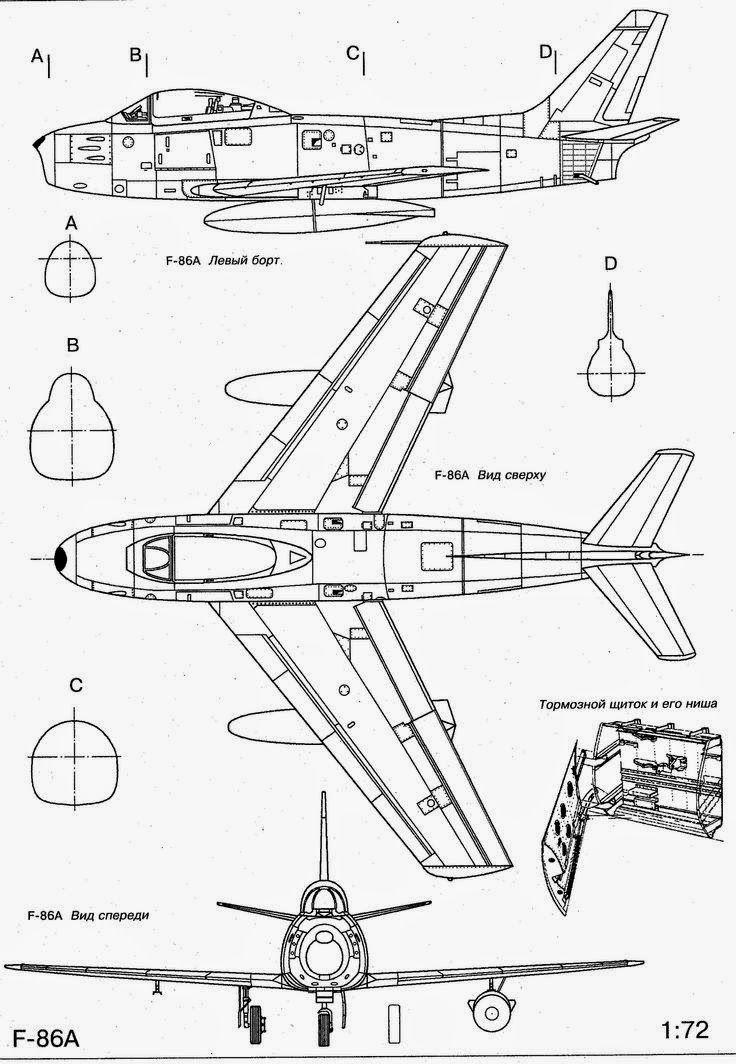Sextant Blog F 86 Sabre