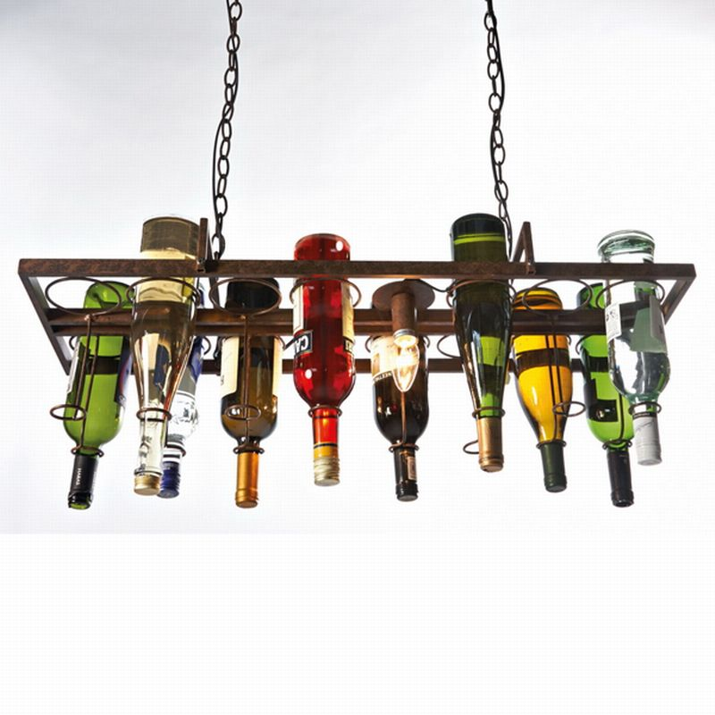 Wine Bottle Pendant Lights Find more pendant lights information about recycled retro hanging find more pendant lights information about recycled retro hanging wine bottle pendant lamps light lighting fixture audiocablefo