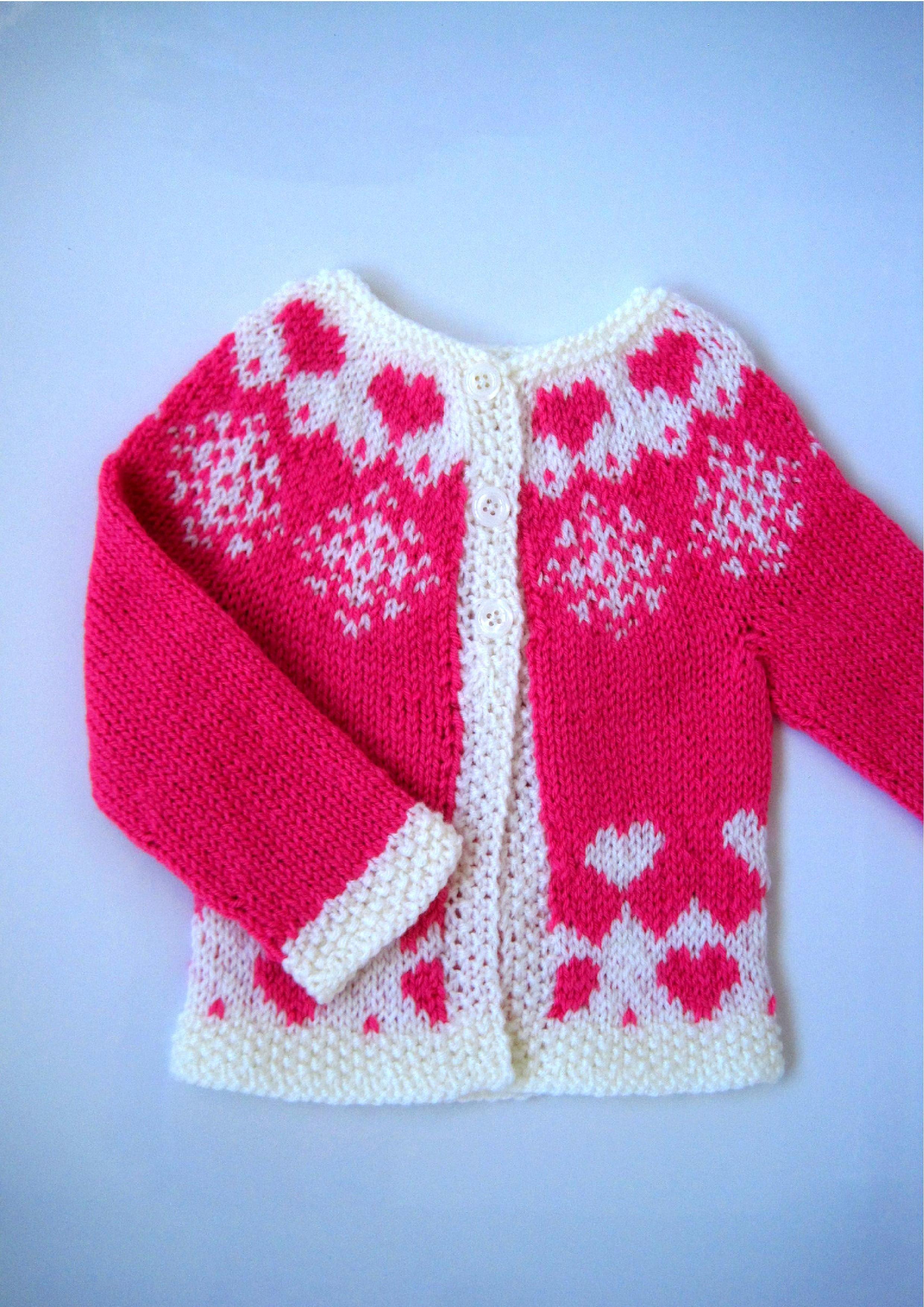 mollie cardigan cardi sweater knitting pattern by Suzie Sparkles ...