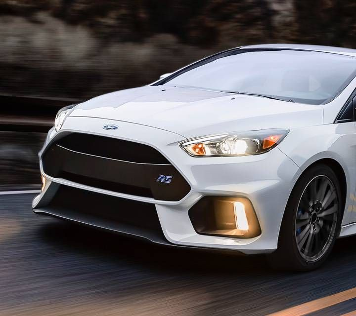 2017 Ford Focus RS Hatchback | The Legacy Continues | Ford.com