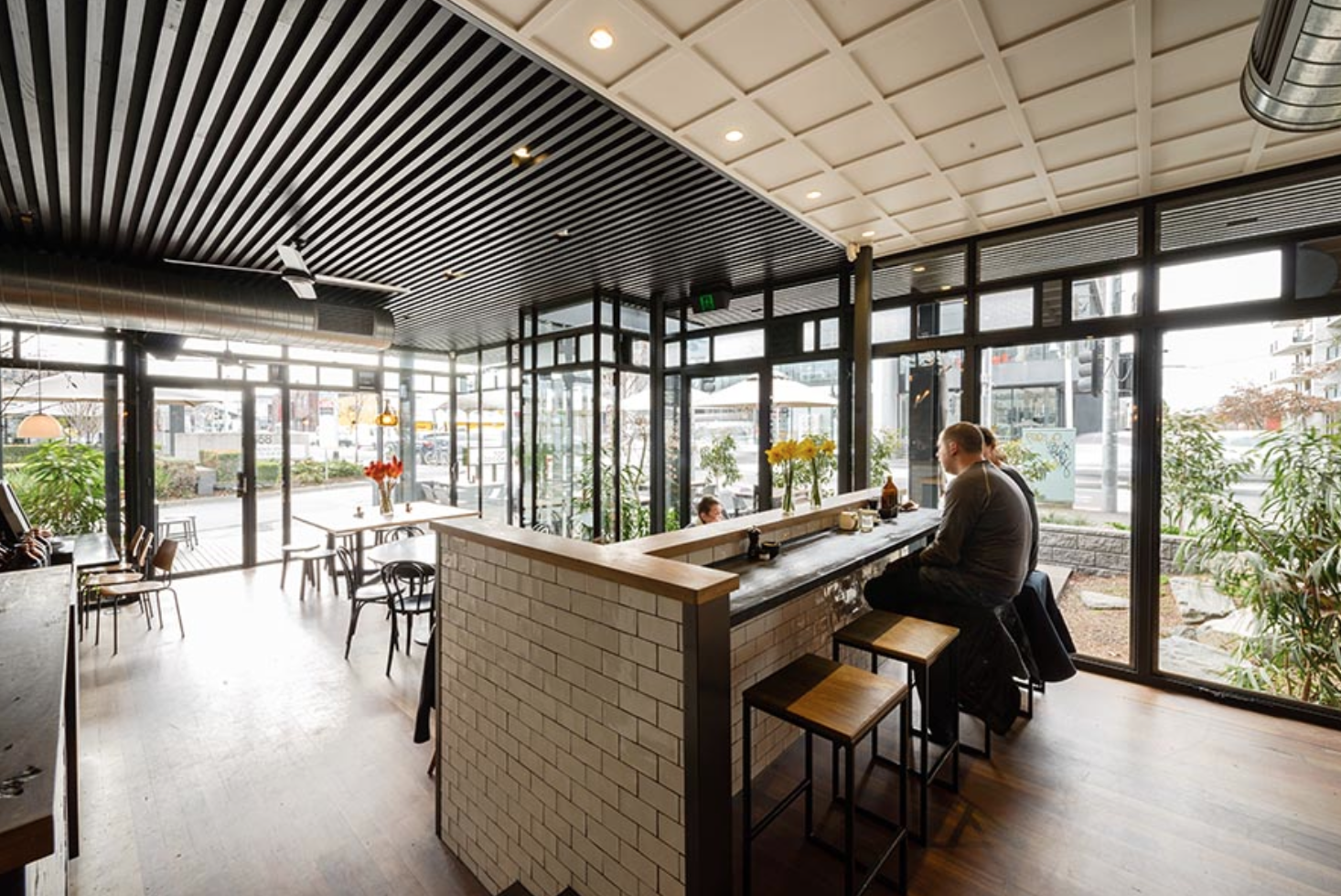 name: top paddock cafe location: richmond, melbourne design