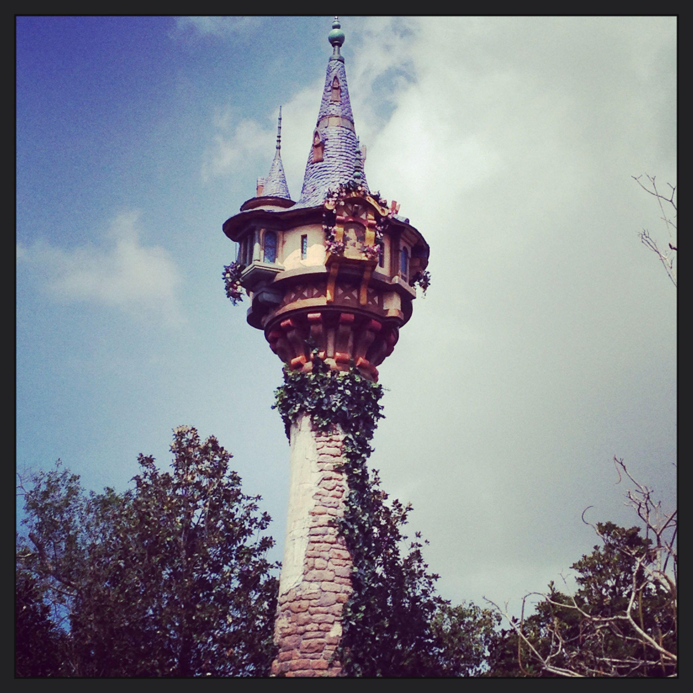 Rapunzel's tower @M K