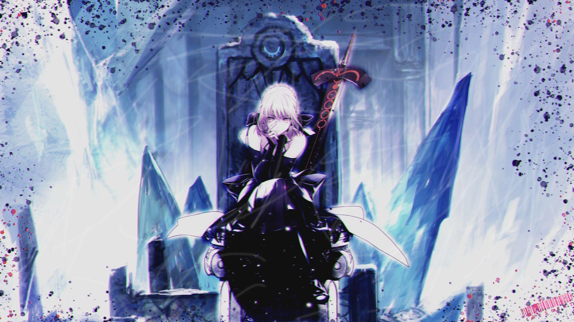 Saber Fate/Grand Order Saber Alter 1080P wallpaper