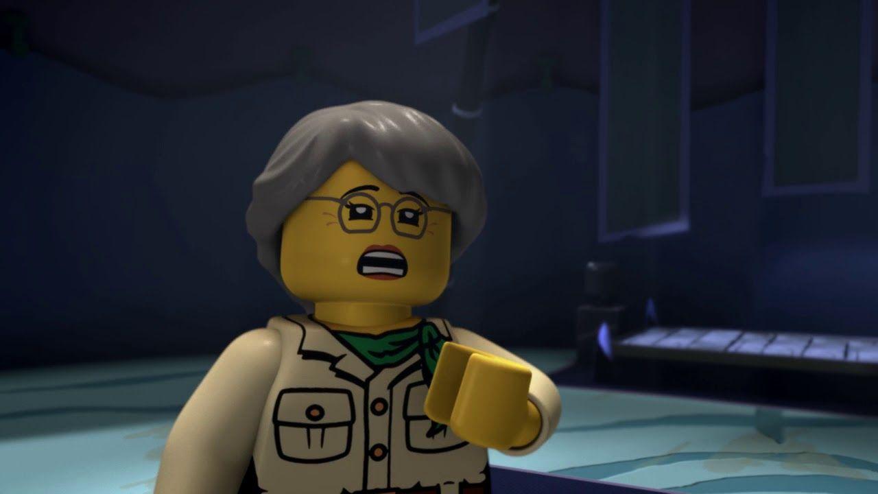 Episode 24 Lego Ninjago Season 2 Full Episode In English Legacy Of T