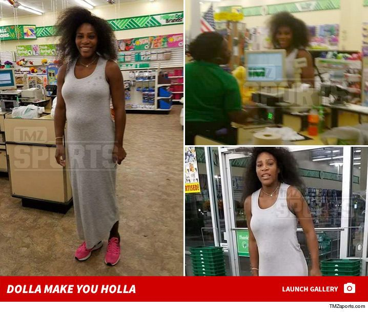 Dollar Tree Store Locator Inc: Serena Williams Went On A Late-night Dollar Tree Run In