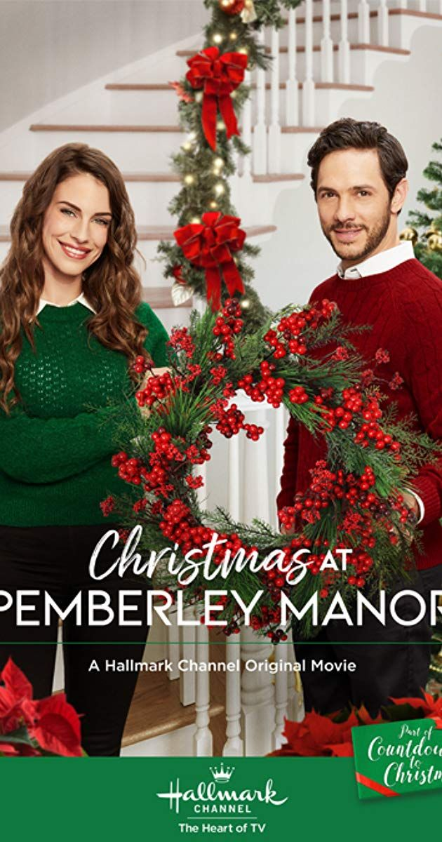 Christmas at Pemberley Manor (2018). As Christmas