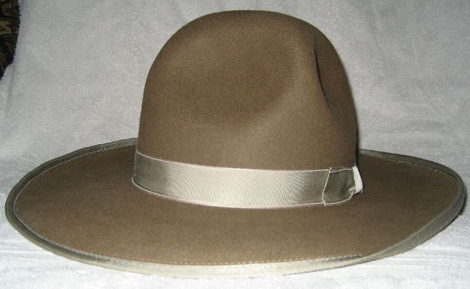 Replica Old West Arizona Ranger Hat Cowgirl Hats Cowboy And Cowgirl Rugged Men