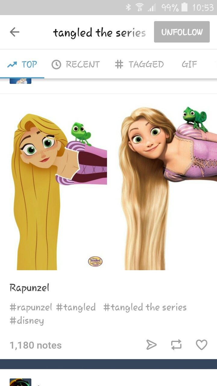 THERES SUCH A BIG DIFFERENCE, IN ONE PHOTO THERE IS A HAPPY ANIMATED CHARACTER MADE FOR LITTLE KIDS THE OTHER IS A BEAUTIFUL YOUNG WOMAN WHO IS CURIOUS, JOYFUL AND AN INSPIRATION STOP THE STUPID SHOW