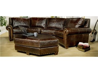 Shop For Legacy Leather Stonewall Home Theatre, And Other Living Room  Sectionals At Hickory Furniture