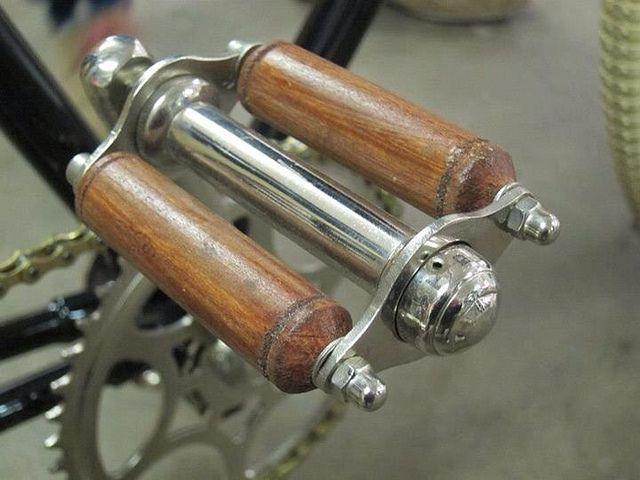 Torpille1 Detail Retro Bicycle Bike Pedals Comfort Bike