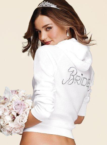 Victoria's secret wedding bridal