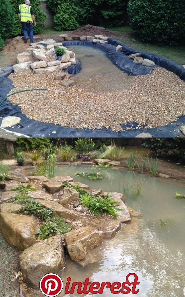 Wildlife Pond In Esher Surrey Wildlife Pond In Esher Surrey Outdoor Ponds Pond Landscaping Fountains Backyard
