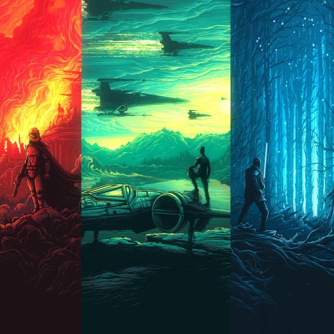 Download Star Wars 4 Stages - 4K Live Wallpaper Engine Free, Fascinating Live Wallpaper For PC ...