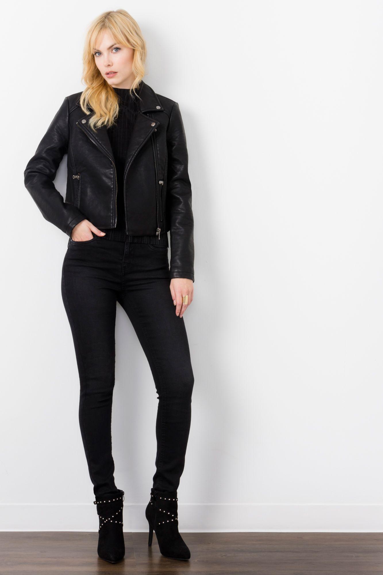 Suzy Shier Jackets