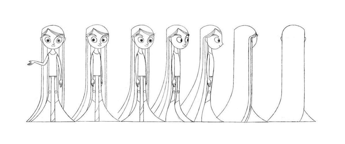 Bob Flynn On Twitter The Secret Of Kells Character Study Online Art