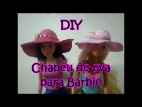 805e33ee6e5 Como fazer sandália para Barbie super fácil DIY - YouTube