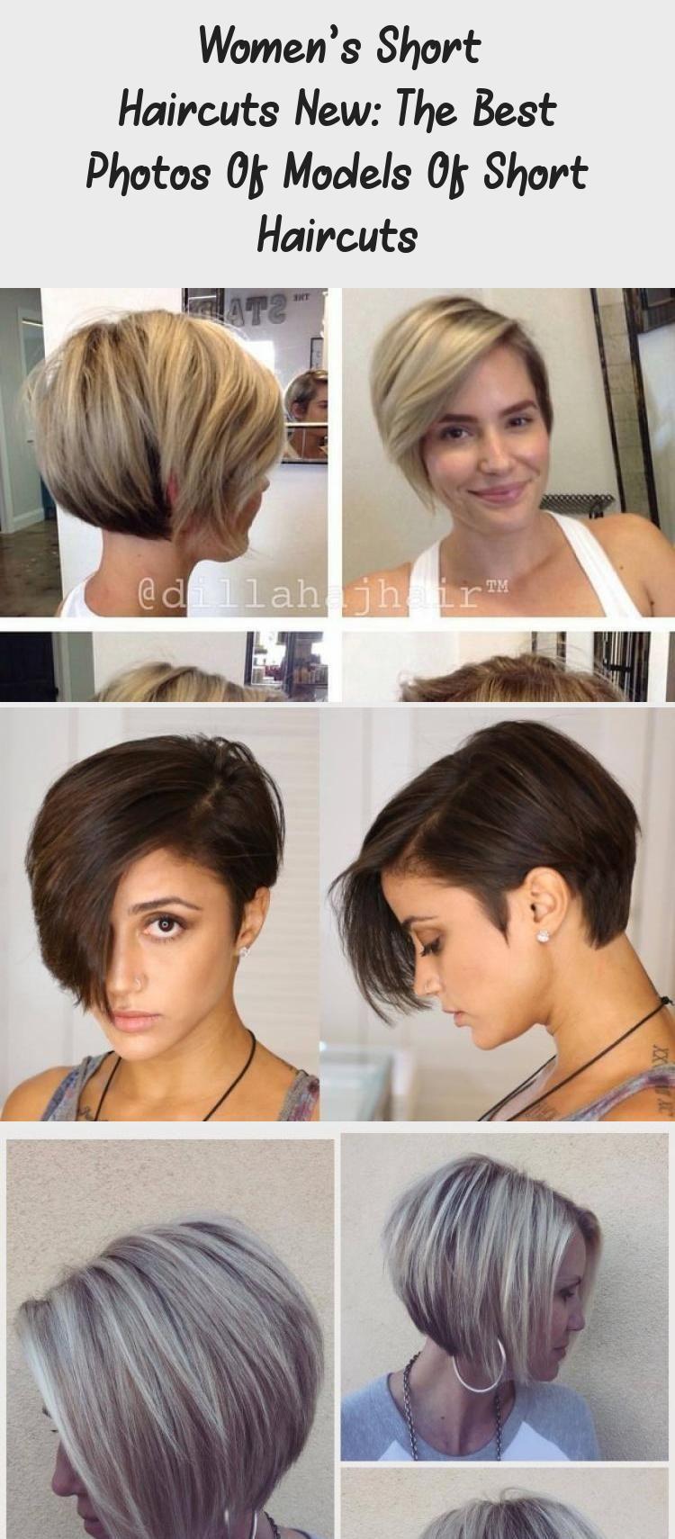 Short Hairstyles 2020 Short Hairstyles Models Shorthairstyles In 2020 Short Hair Styles Thick Hair Styles Haircut For Thick Hair