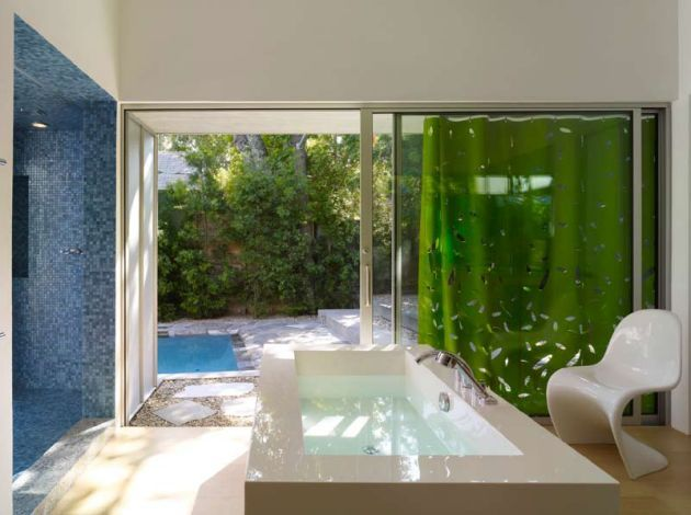 Contemporary California Livingclive Wilkinson Architects_6 Enchanting Bathroom Design Norwich Inspiration