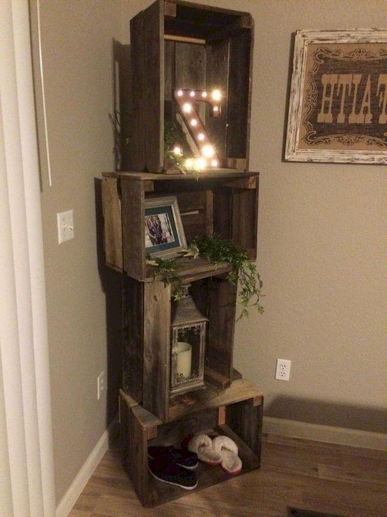 70+ Smart DIY Corner Shelves Ideas to Decorating Your ...