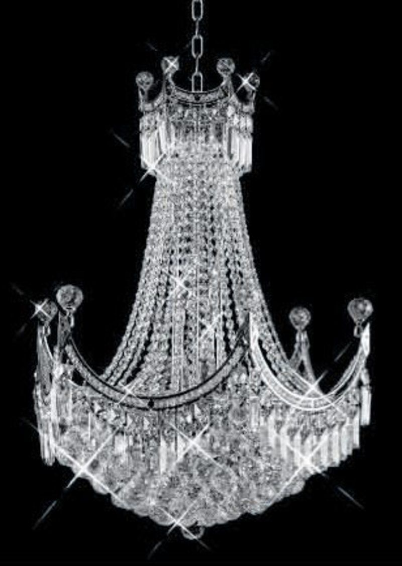 Contemporary Chandeliers Crystal Chandeliers Design – Modern Crystal Chandeliers