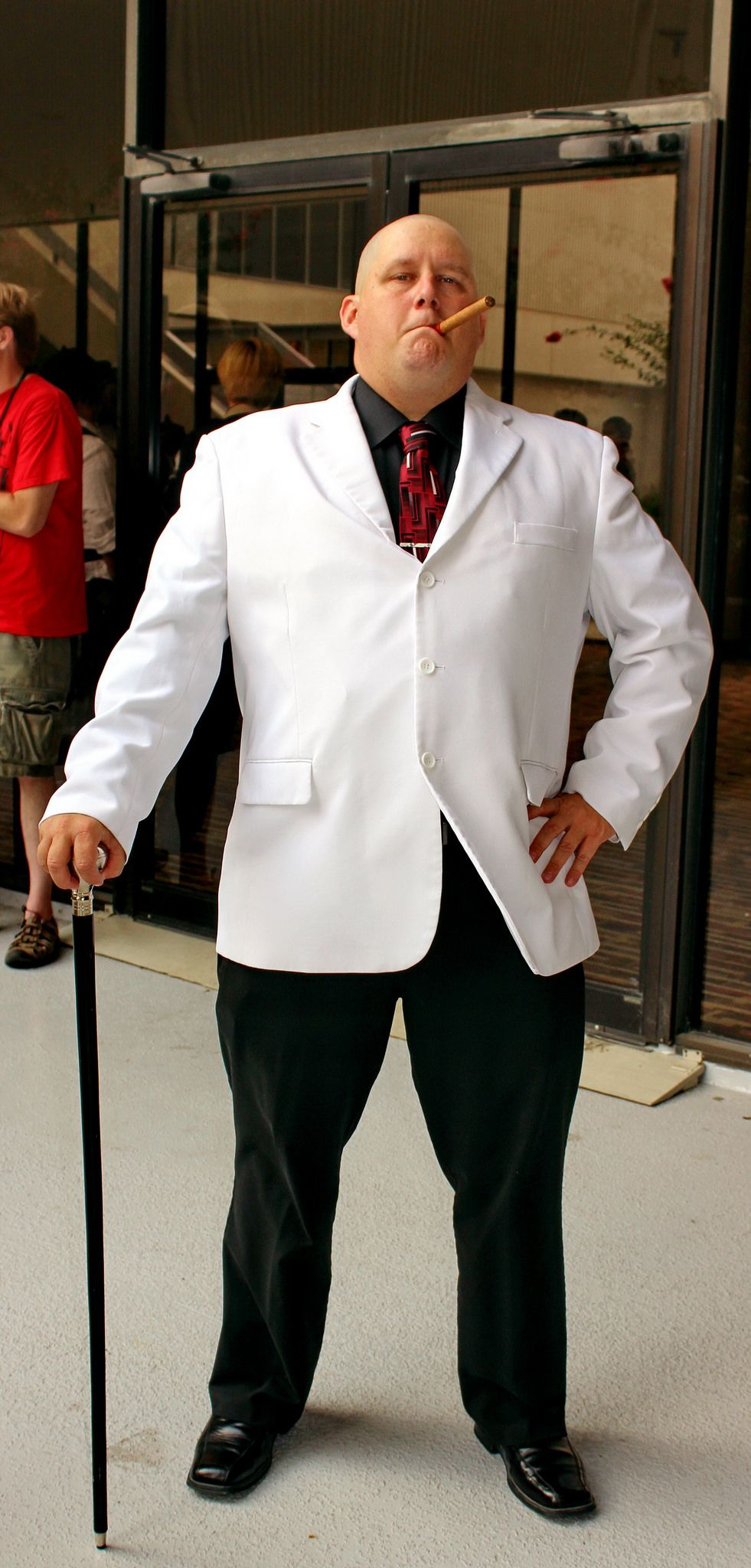 being a kingpin like a bawse! | kingpin cosplays | pinterest | cosplay