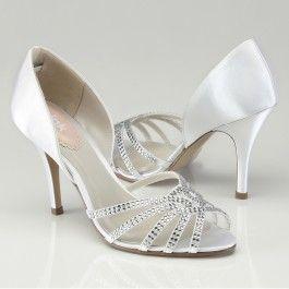 Stlye Precious Beautiful Stylish Dyeable Wedding Shoes Shoes Satin Shoes Ivory Wedding Shoes Blue Satin Shoes