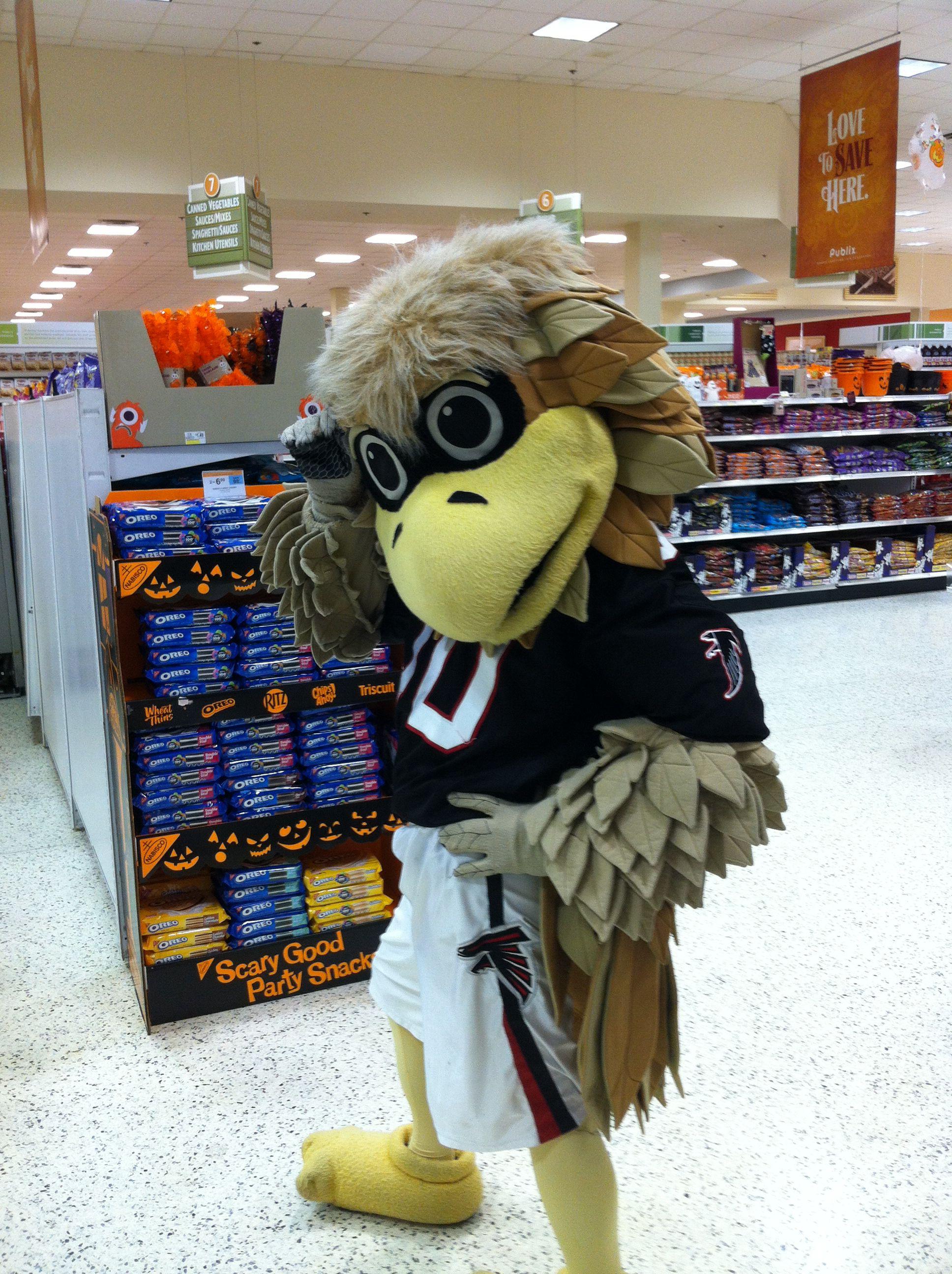 Love Freddie Falcon Atlanta Falcons Falcons Fan Falcons