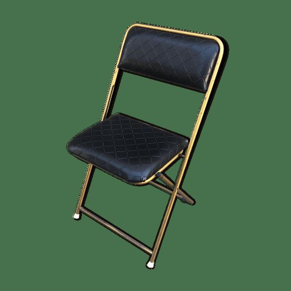Belle Chaise Pliante Lafuma France Design Vintage 70 Etiquette Toujours Presente Au Dessous Voir Photos Structure En Chaise Pliante Chaise Housse De Chaise