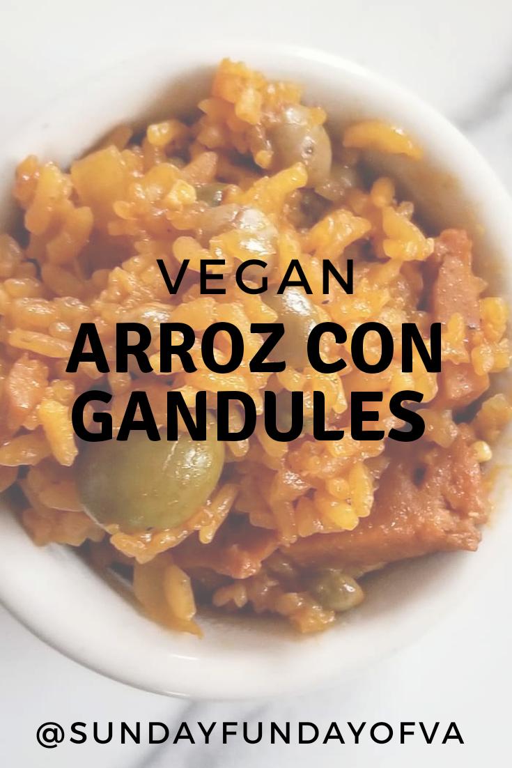 Vegan BBQ Ribs #spanishmeals