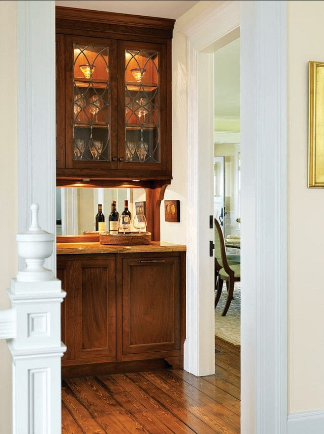 Butler's Pantry. Great Butler's Pantry. #ButlersPantry # ...