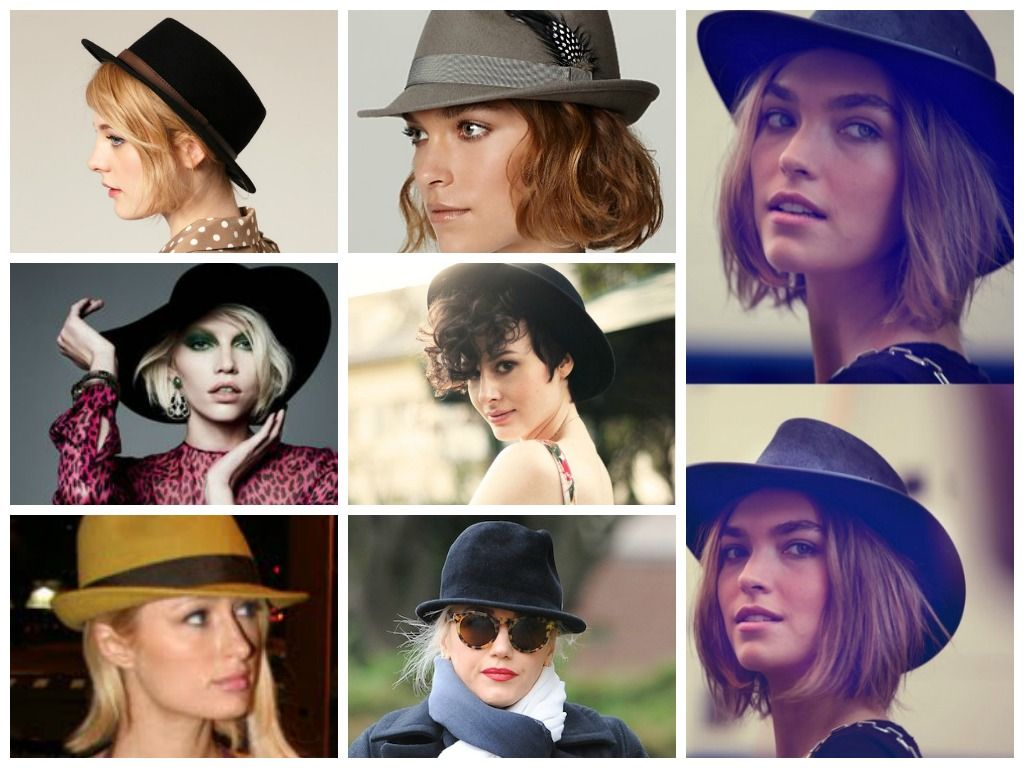 the best hats for short hair - everything from beanies, to