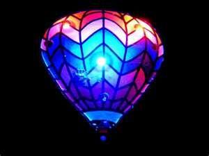 Hot Air Balloon #colors