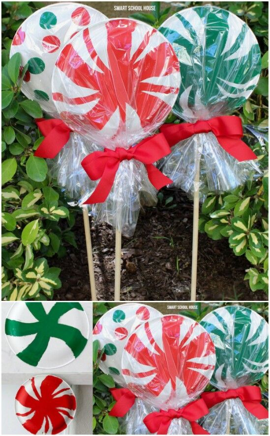 I absolutely love decorating for Christmas! I also love changing up my  decorations from time to time, particularly the outdoor ones. - 20 Impossibly Creative DIY Outdoor Christmas Decoration Christmas