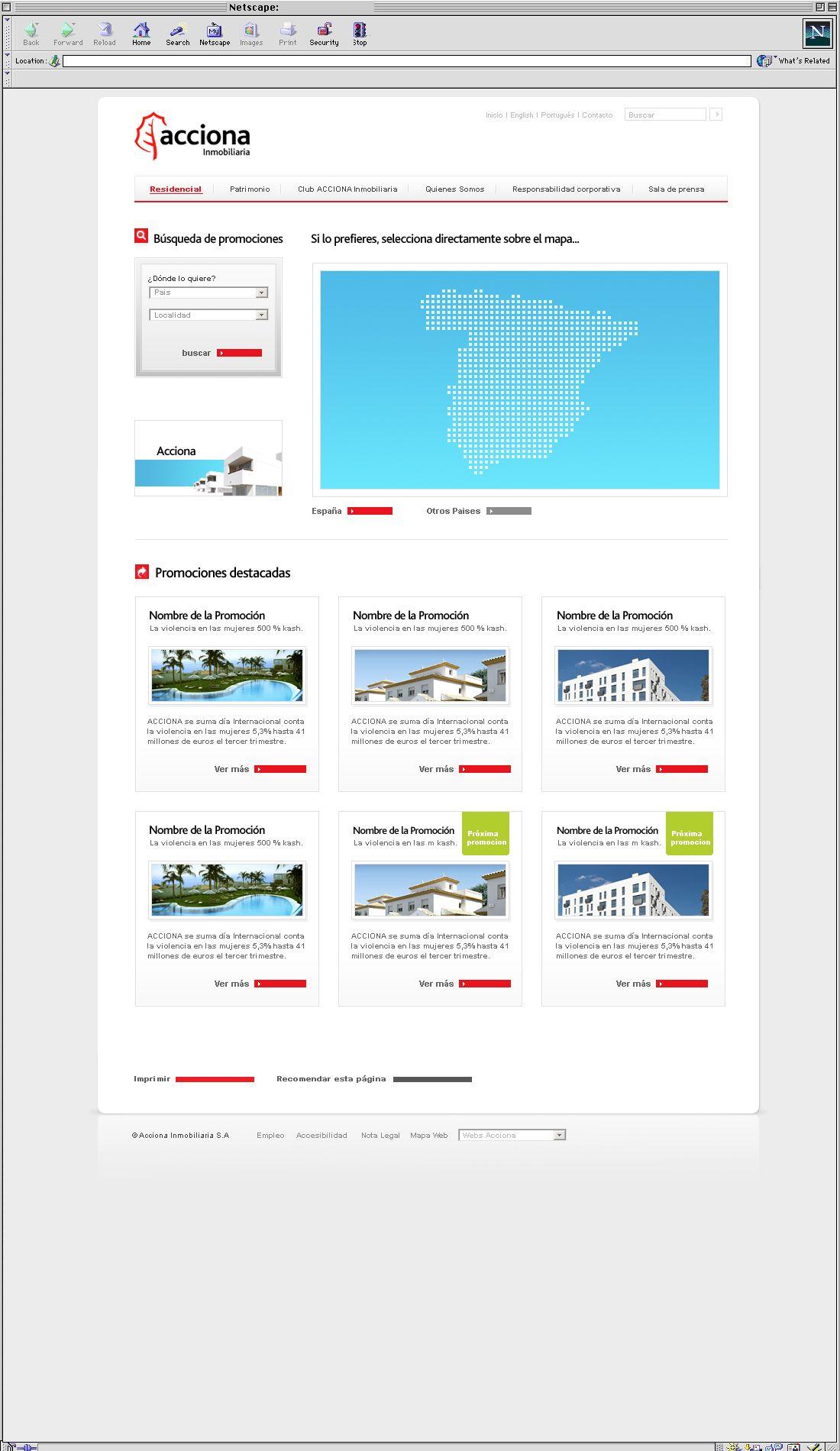 ACCIONA Inmobiliaria - Acciona
