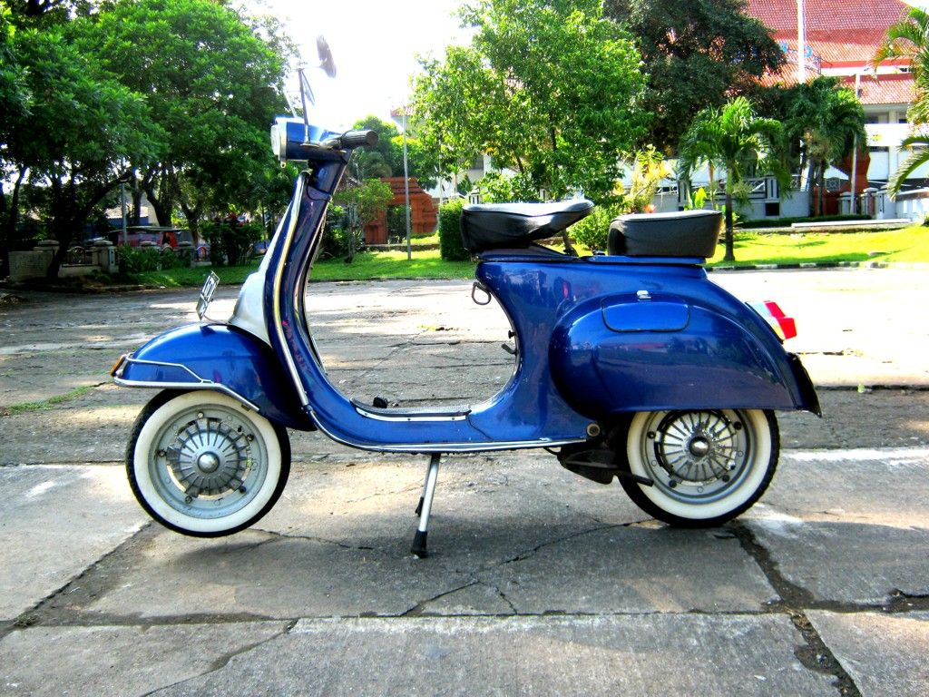 vespa pts 100 - 1979 | scooters