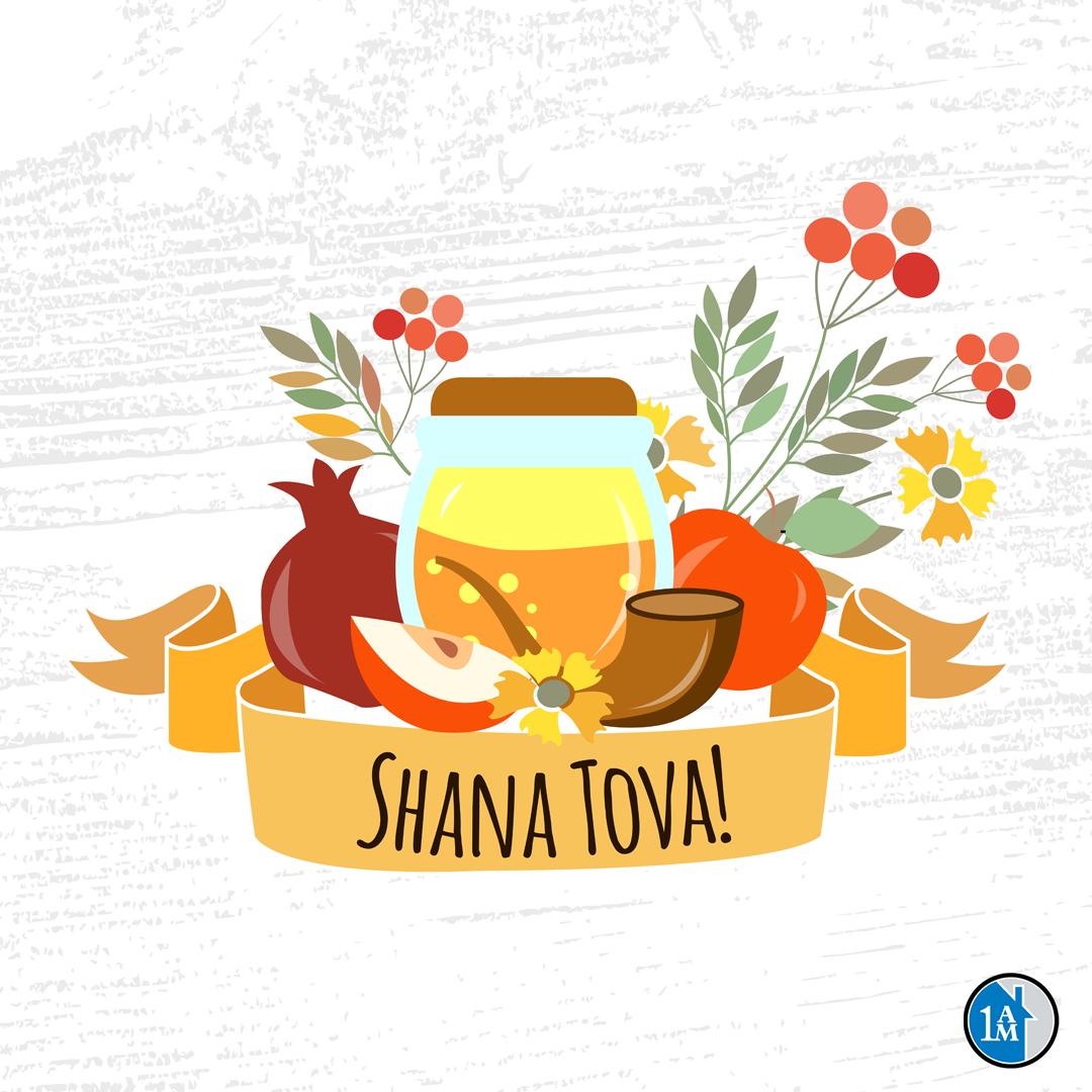 Happy Rosh Hashanah To Everyone Celebrating The Jewish New Year May This New Year Be Sweet Healthy And Happy Jewishnewyear Rashhashanah Holidays