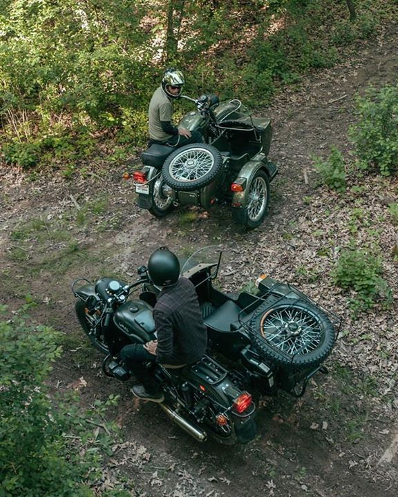 Mercenary Garage: Ural  #Ural #UglyBros #Mercenary #MercenaryGarage