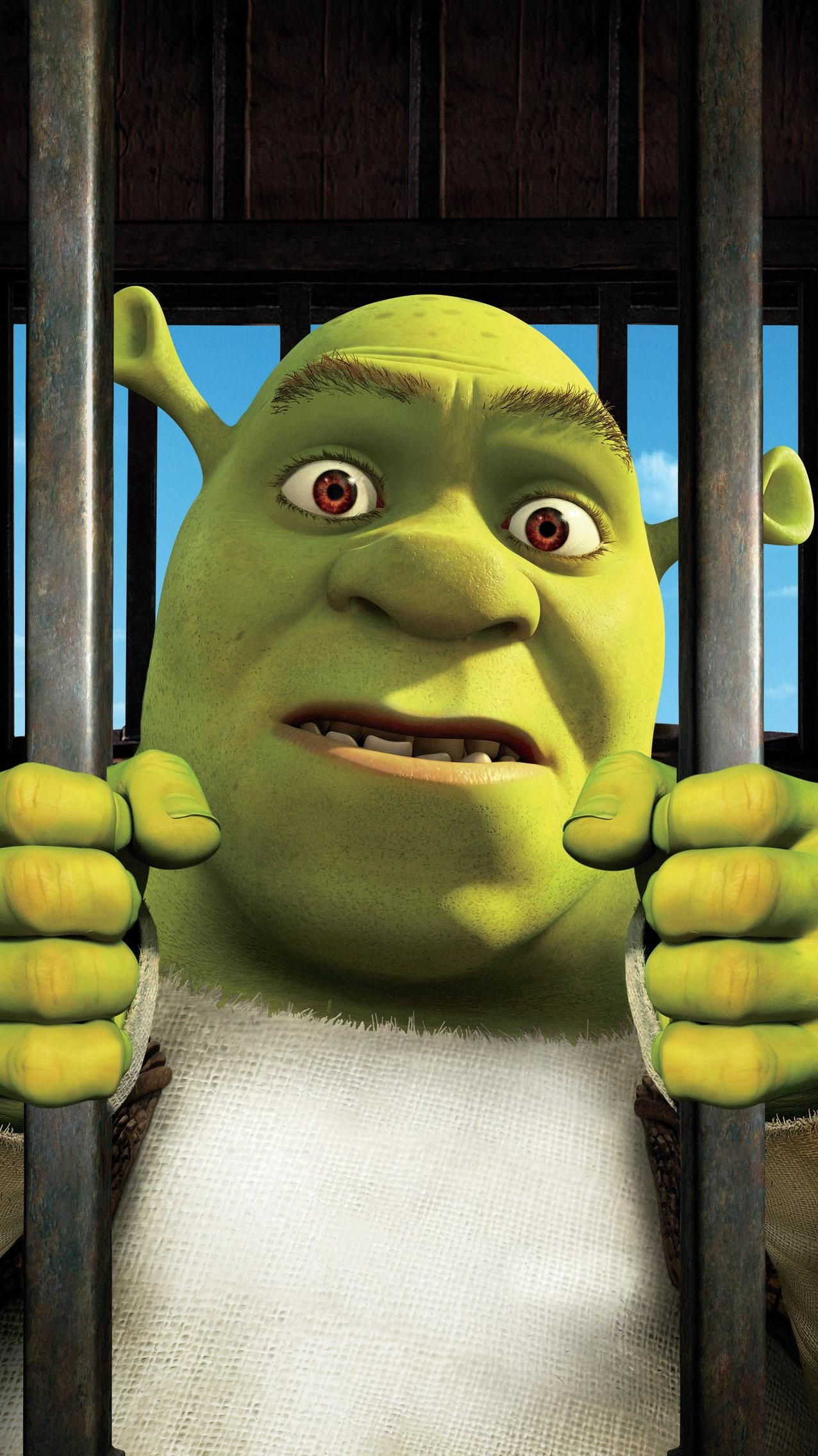 Shrek Forever After (2010) Phone Wallpaper, 2020 Mutlu