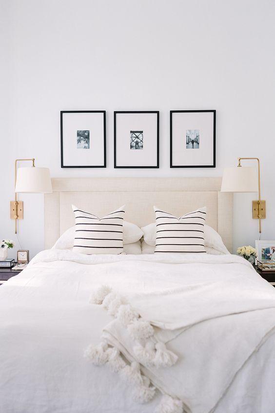 Sconces! | Home. | Pinterest | Schlafzimmer, Einrichten Und Wohnen Und  Wohnen