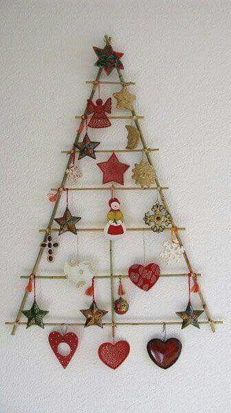 Holidays ideas Vegan recipes Pinterest Navidad, Adornos y - decoraciones navideas para el hogar