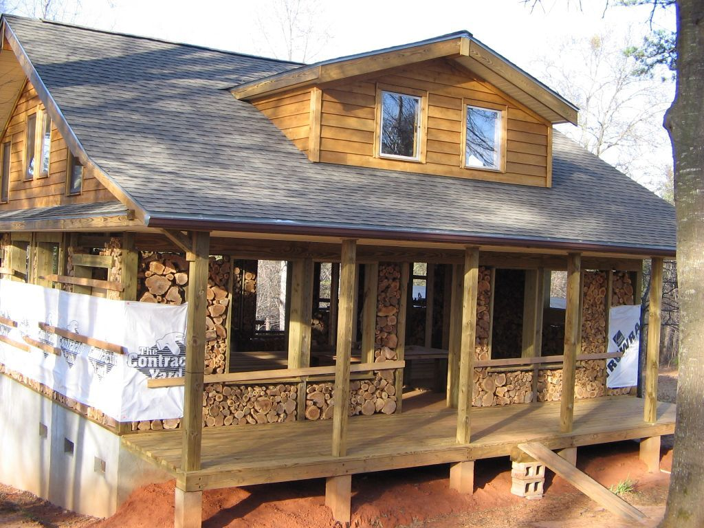 Cordwood In Spartanburg South Carolina Structures Retreats Pinterest Cordwood Homes