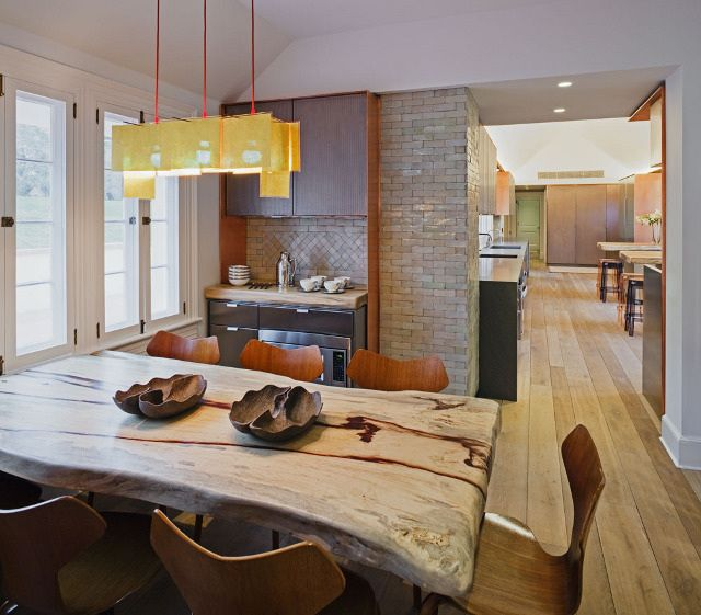 FURTHER LANE KITCHEN  East Hampton, New York                                                                                                                                                      PRINCIPAL-IN-CHARGE: Robert Young, AIA; PROJECT...