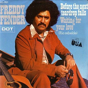 BEFORE THE NEXT TEARDROP FALLS CHORDS by Freddy Fender ...