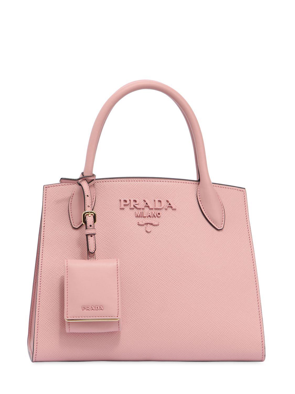 Small Monochrome handbag Prada yaV8tVRE3w