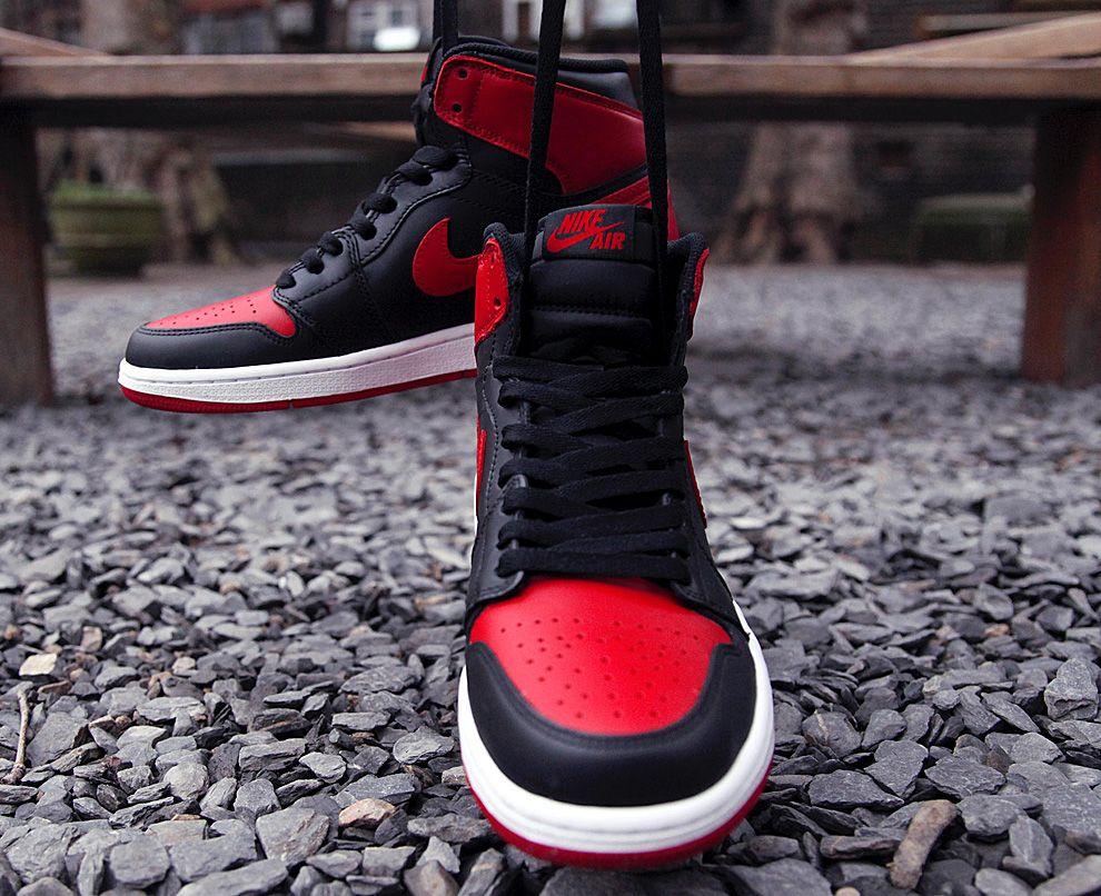 Air Jordan 1 Fac Magasin Rouge Uk