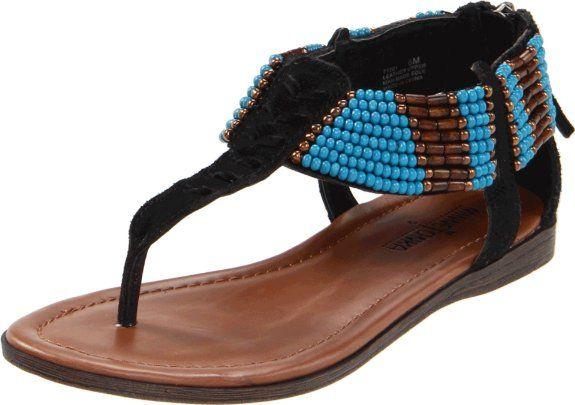 Amazon.com: Minnetonka Women's Ibiza Passport Collection Sandal: Shoes