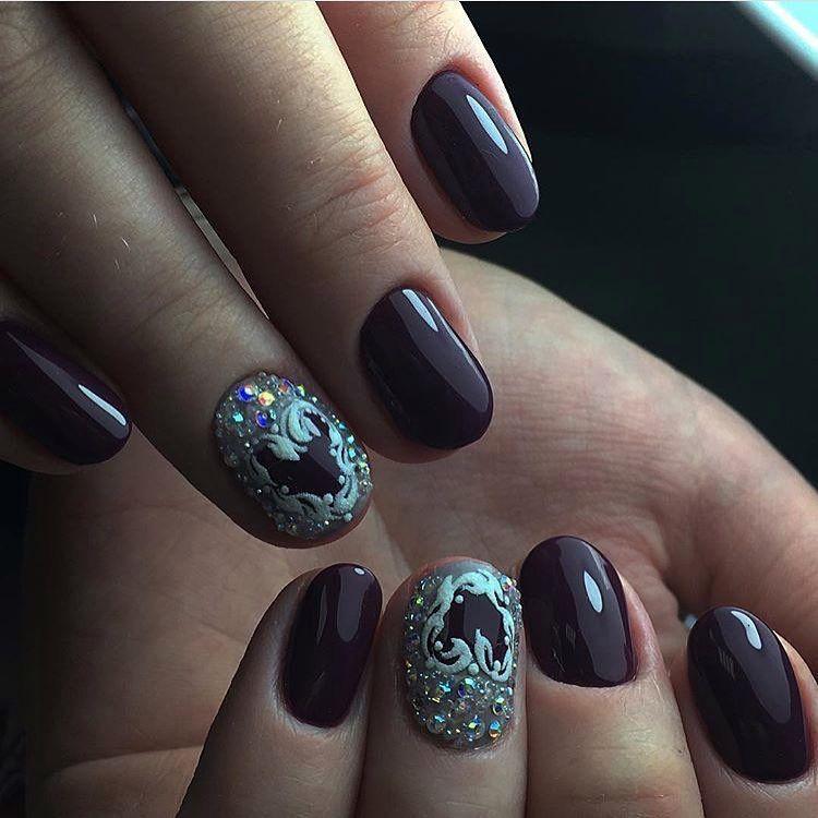 Nail Art #2659 - Best Nail Art Designs Gallery | Autumn nails, Nail ...