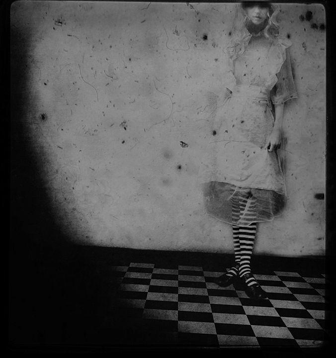 Alice in Wonderland: Inspiration Friday is Kristamas Klousch