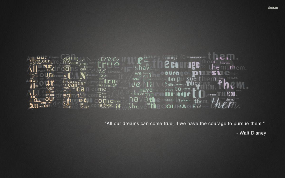 Fitgirlcode Box De Eerste Meting Disney Quote Wallpaper Desktop Background Quote Motivational Wallpaper